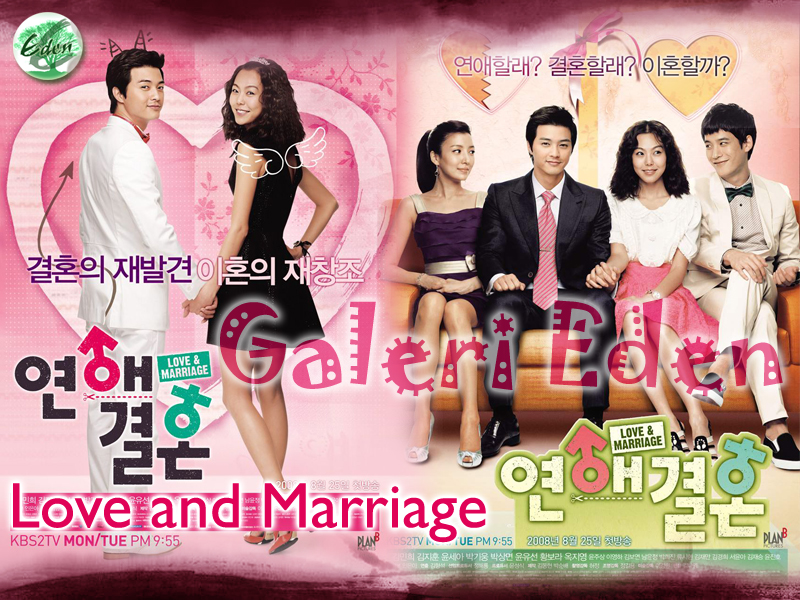 Matchmaker´s Lover / Love and Marriage / 2008 / Güney Kore / Online Dizi İzle