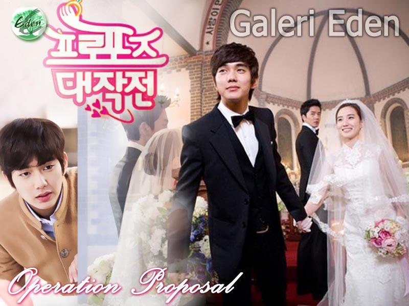 Cara film operation wedding