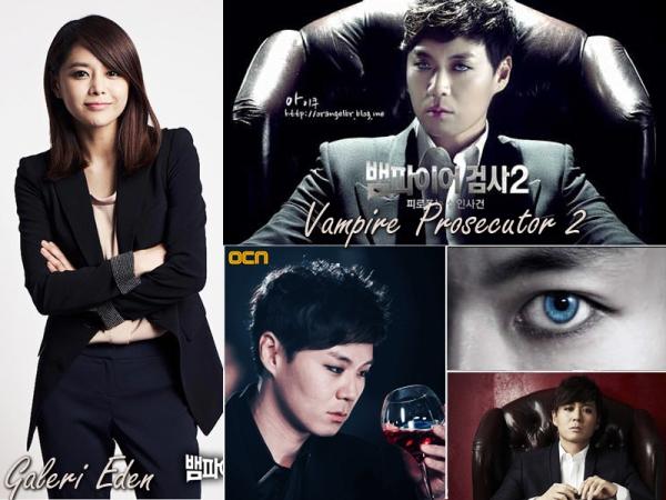 Vampire Prosecutor 2 - 2
