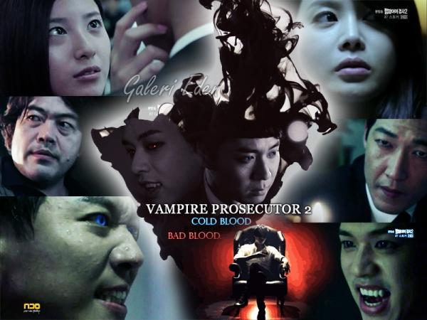 Vampire Prosecutor 2 - 3