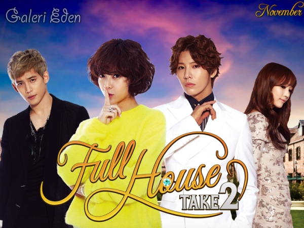Full House Take 2 Wallpaper 2