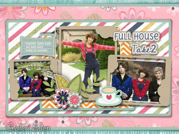 Full House Take 2 Wallpaper