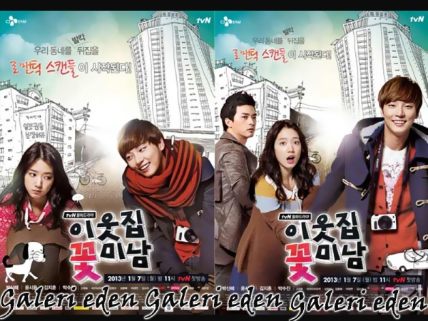 Flower Boy Next Door 1