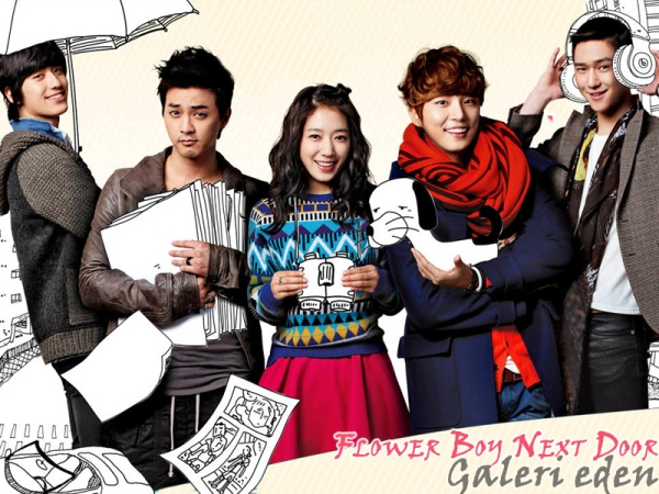 Flower Boy Next Door 3